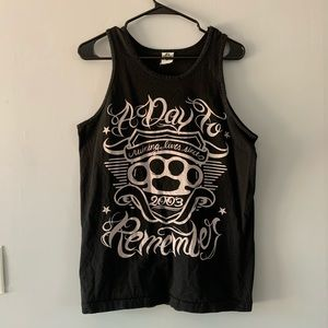 A Day to Remember Band Tank